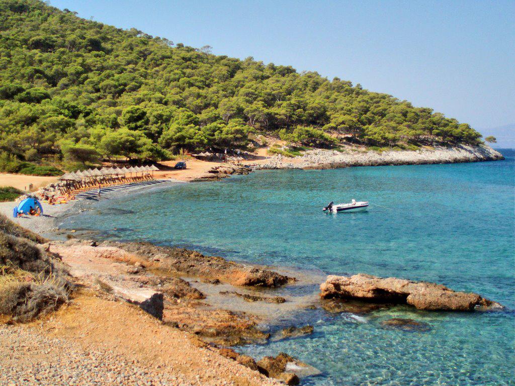 Μικρή & Μεγάλη Δραγωνέρα, Παραλίες, wondergreece.gr