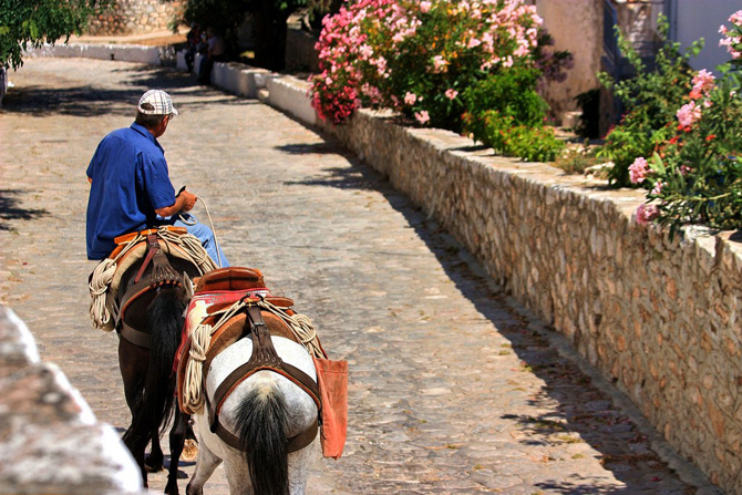 Hydra, Main cities & villages, wondergreece.gr