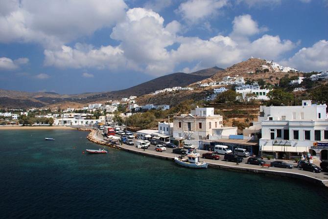 Limani (port), Main cities & villages, wondergreece.gr