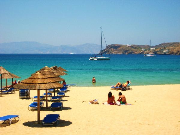 Mylopotas, Beaches, wondergreece.gr