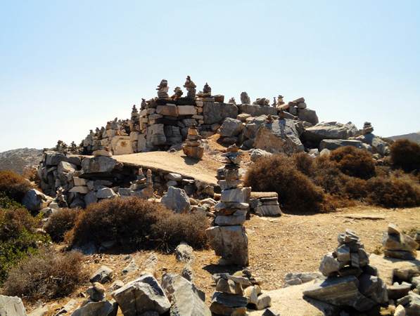Homer's Tomb, Archaelogical sites, wondergreece.gr