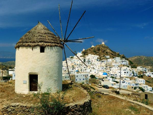 Windmills, Monuments & sights, wondergreece.gr
