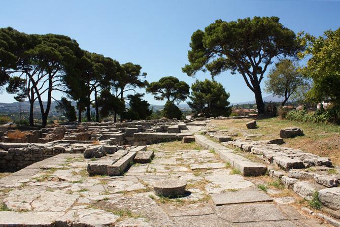 Ancient Tylisos, Archaelogical sites, wondergreece.gr