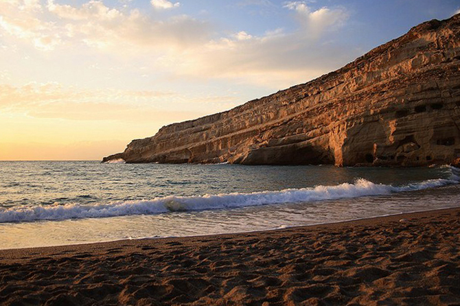 Matala, Beaches, wondergreece.gr