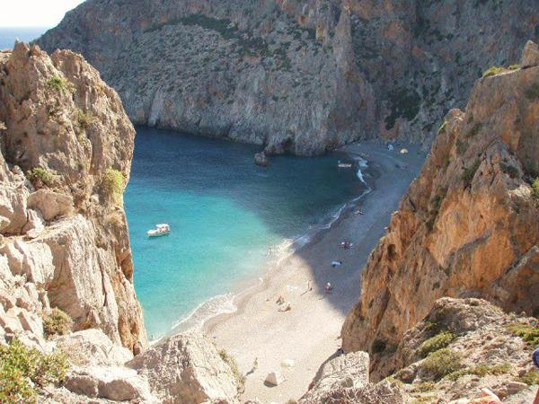 Agiofarago, Gorges, wondergreece.gr