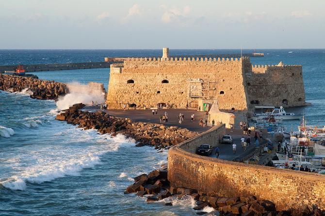 "The Fortress ""Rocca al Mare"" (Koules), Castles, wondergreece.gr"