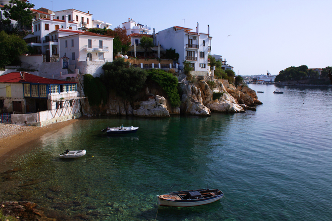 Σκιάθος, Πόλεις & Χωριά, wondergreece.gr