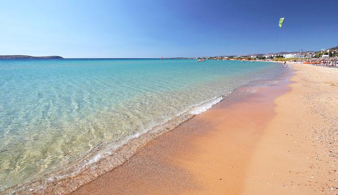 Chrissi Akti (Golden Coast), Beaches, wondergreece.gr