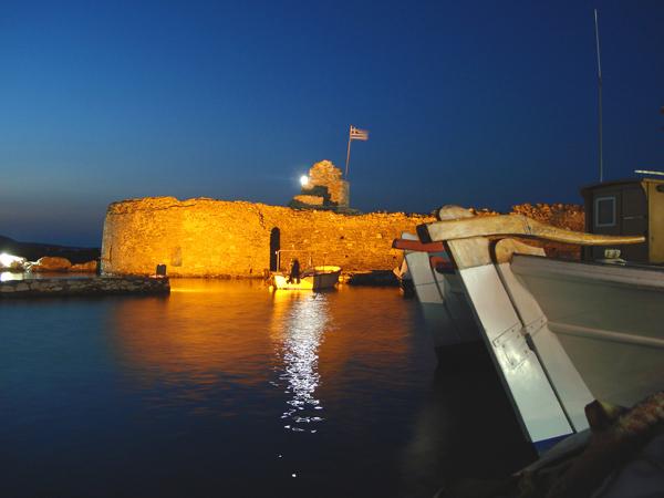Venetian Castle of Naoussa , Castles, wondergreece.gr