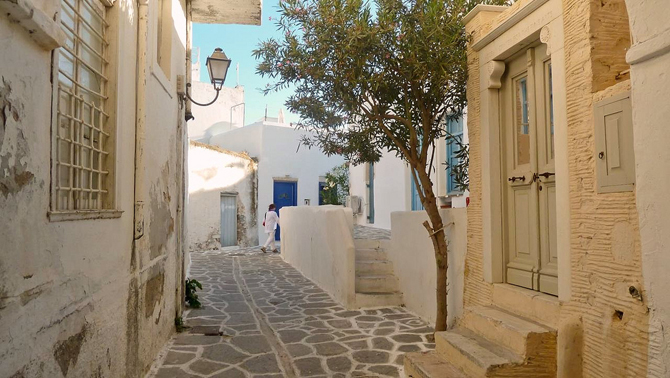 Parikia , Main cities & villages, wondergreece.gr