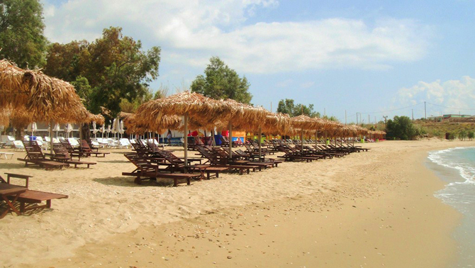 Punda beach, Beaches, wondergreece.gr