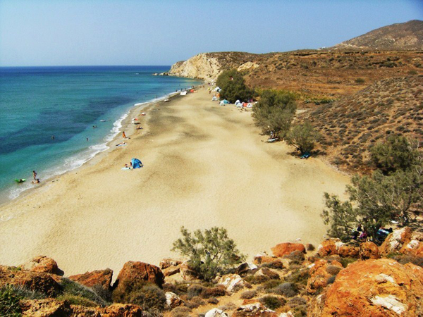 Megalos (Big) Roukounas, Beaches, wondergreece.gr
