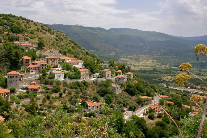 Καρύταινα, Πόλεις & Χωριά, wondergreece.gr