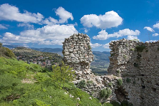 Κάστρο Καρύταινας, Κάστρα, wondergreece.gr