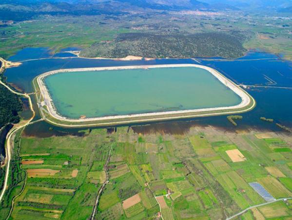 Λίμνη Τάκα, Λίμνες, wondergreece.gr