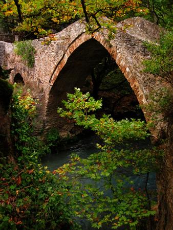 Λούσιος, Ποτάμια, wondergreece.gr