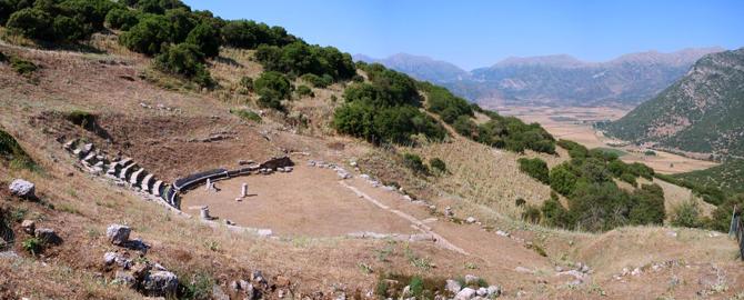 Ορχομενός, Αρχαιολογικοί Χώροι, wondergreece.gr