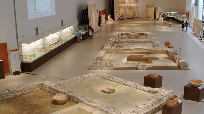 Archaeological Museum of Patra, Museums, wondergreece.gr