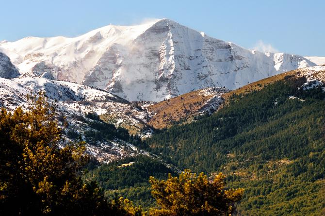 Χελμός (Αροάνια Όρη), Βουνά, wondergreece.gr