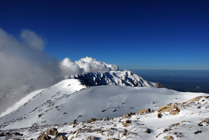 Ερύμανθος, Βουνά, wondergreece.gr
