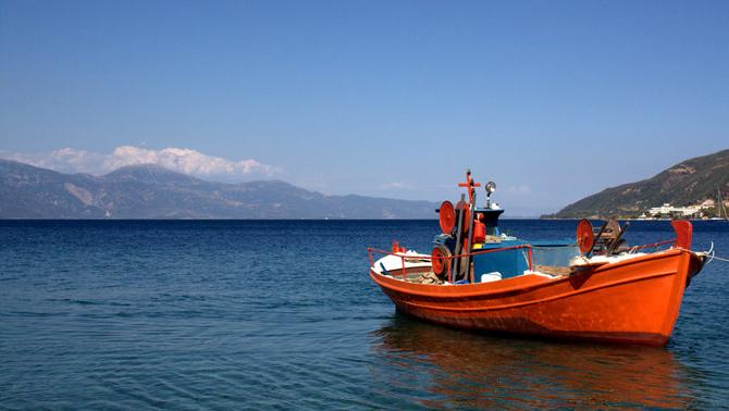 Ψαθόπυργος, Παραλίες, wondergreece.gr