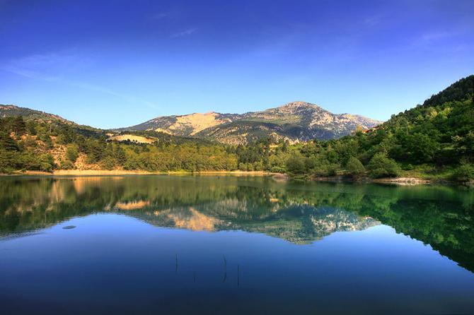 Λίμνη Τσιβλού, Λίμνες, wondergreece.gr