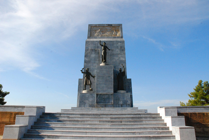 Memorial of the Revolution of 1821, Monuments & sights, wondergreece.gr