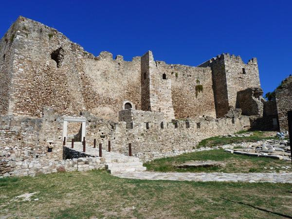 Κάστρο Πατρών , Κάστρα, wondergreece.gr