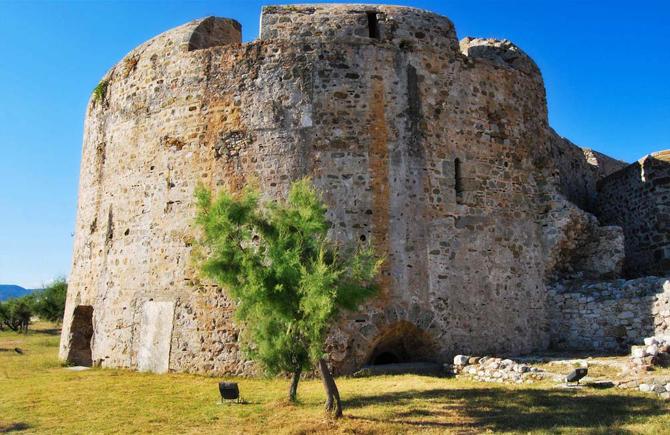 Κάστρο Ρίου , Κάστρα, wondergreece.gr