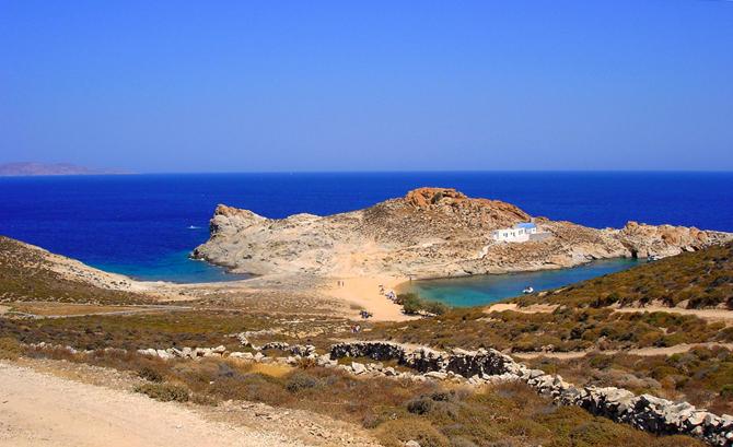 Άγιος Σώστης, Παραλίες, wondergreece.gr