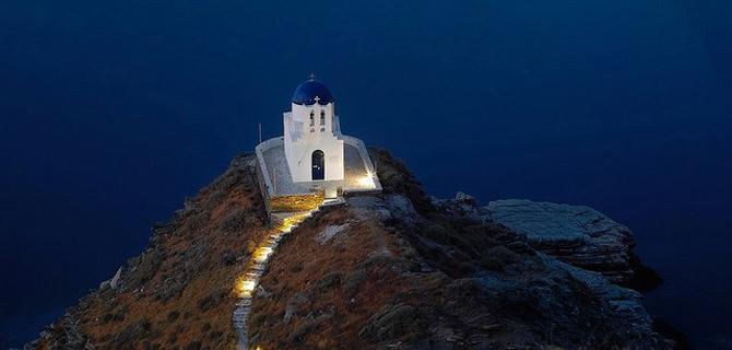 Eftamartyres, Churches & Monasteries, wondergreece.gr