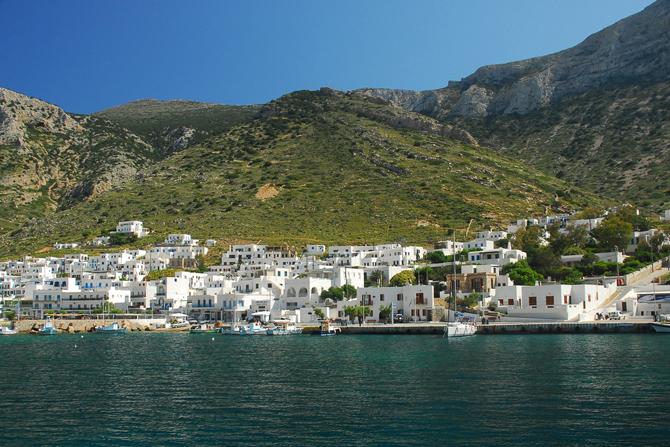 Kamares, Main cities & villages, wondergreece.gr