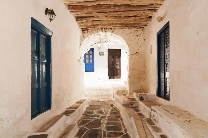Kastro, Main cities & villages, wondergreece.gr