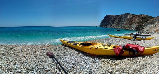 Canoe-kayak, Canoe-kayak, wondergreece.gr