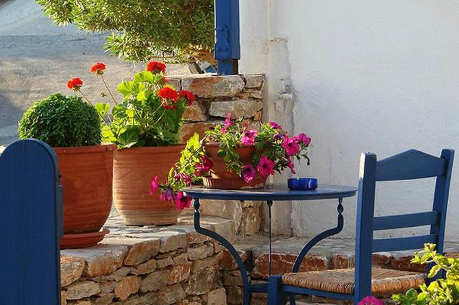 Schinoussa settlements, Main cities & villages, wondergreece.gr