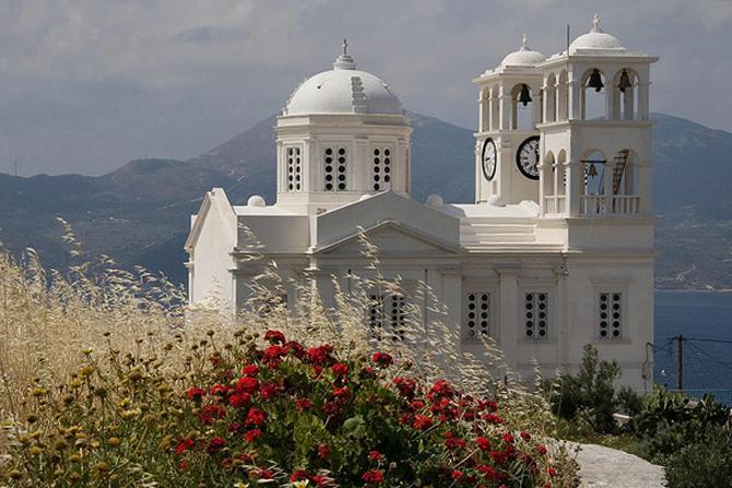 Tripiti (holey), Main cities & villages, wondergreece.gr