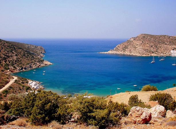 Βαθύ, Παραλίες, wondergreece.gr