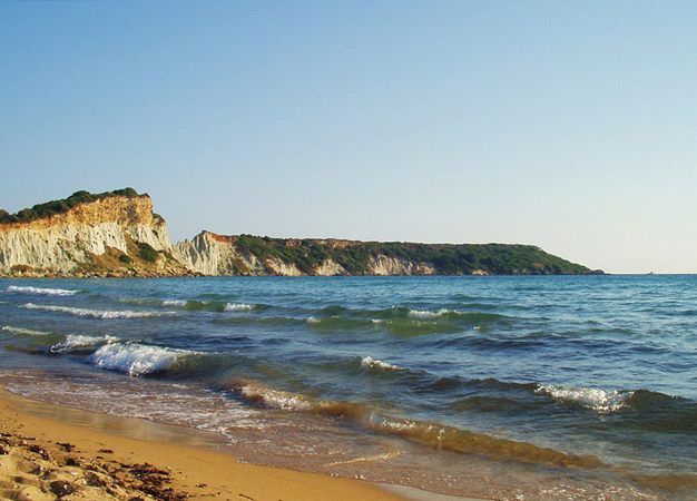 Gerakas, Beaches, wondergreece.gr