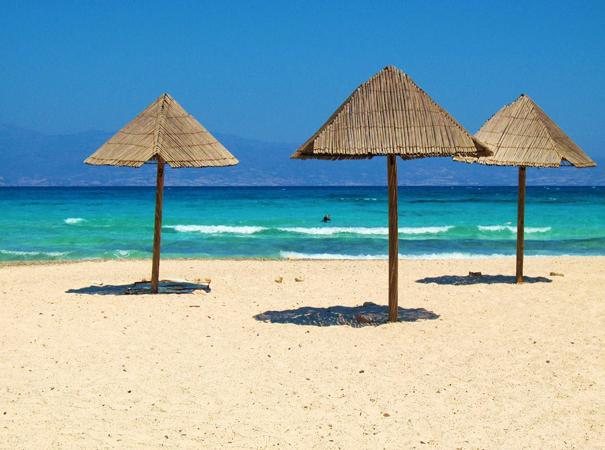 Μπελεγρίνα, Παραλίες, wondergreece.gr