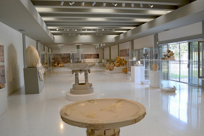 Archaeological Museum of Isthmia, Museums, wondergreece.gr
