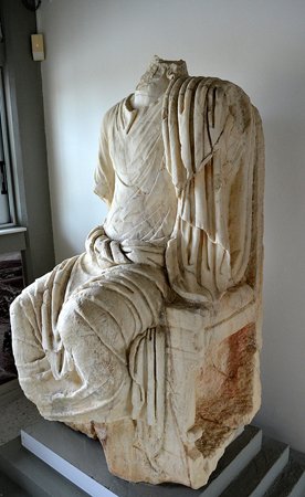 archaeological museum of isthmia | museums | culture