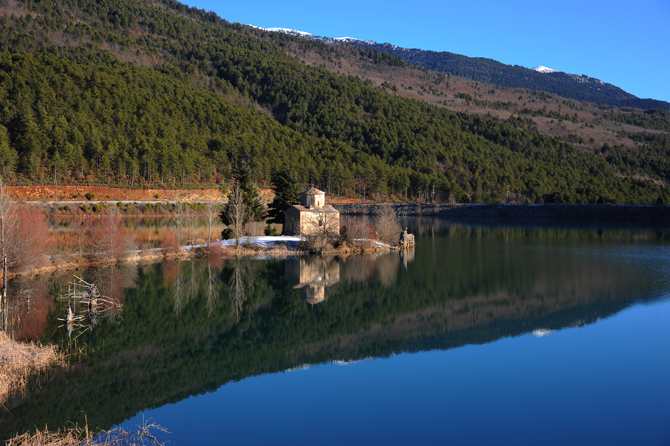 Lake Doxa, Lakes, wondergreece.gr