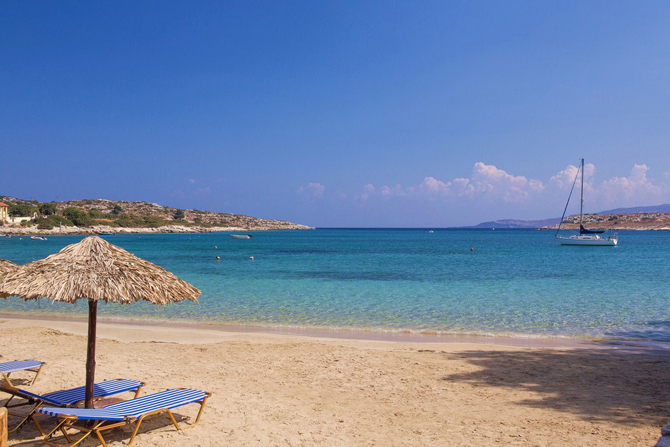 Marathi, Beaches, wondergreece.gr