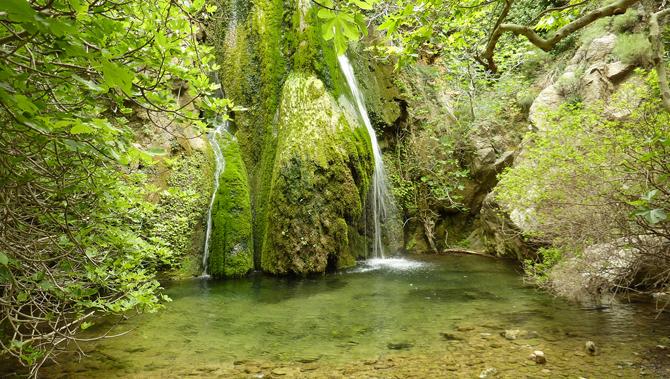 Ρίχτη, Φαράγγια, wondergreece.gr