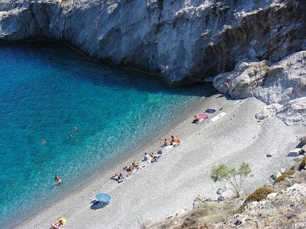 Κάτεργο, Παραλίες, wondergreece.gr