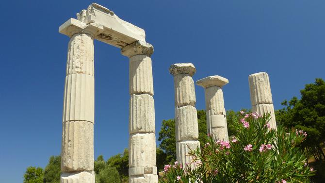 Ιερό των Μεγάλων Θεών, Αρχαιολογικοί Χώροι, wondergreece.gr