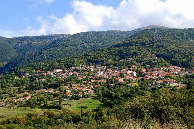 Andritsena, Main cities & villages, wondergreece.gr