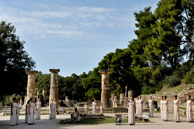 Ancient Olympia, Archaelogical sites, wondergreece.gr