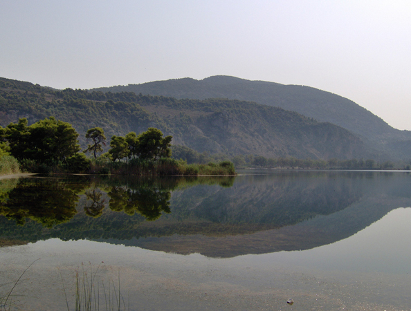Kaiafas Lake, Lakes, wondergreece.gr