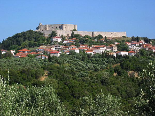 Chlemoutsi Castle, Castles, wondergreece.gr